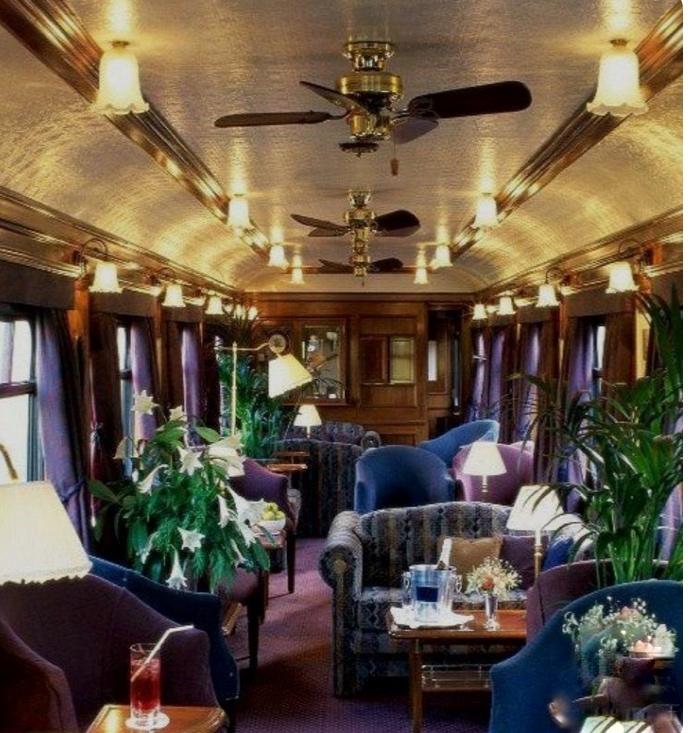 Orient Express Elegant Travel