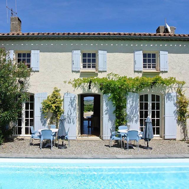 Monday blues #dreamhouses #monday #blues #escape #languedoc #france credit @leggettimmobilier