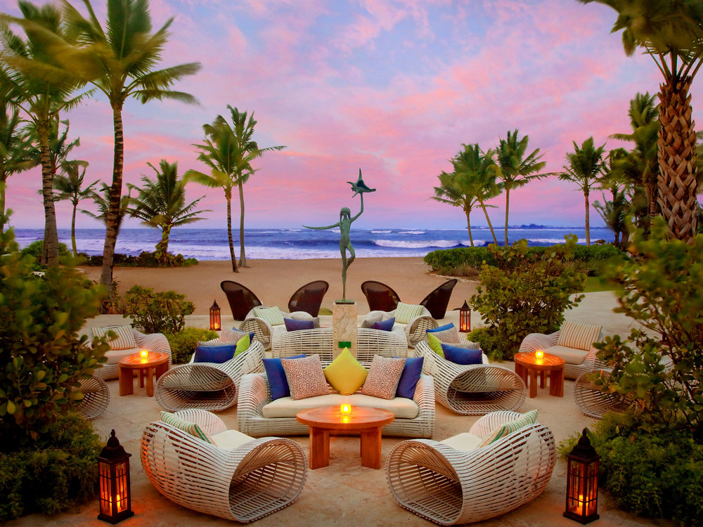 The St Regis Bahia Beach Resort, Puerto Rico - Reopens October 29, 2018This is the top of the luxury and sophistication at The St. Regis Bahia Beach Resort, Puerto Rico, the first AAA Five Diamond resort in Puerto Rico. Embrace the romantic setting of a Caribbean coconut plantation nestled between a lush national forest and the sparkling sea at one of the most luxurious Puerto Rico resorts. Experience refined exclusiveness and iconic Butler service for all guests Distance to the airport 40 minutes