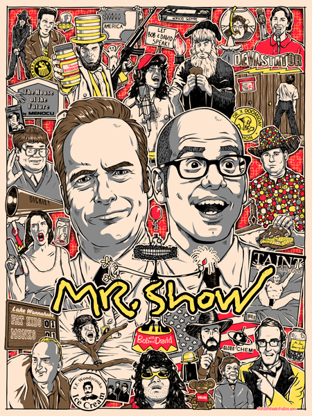 Mr. Show...AVAILABLE IN THE STORE