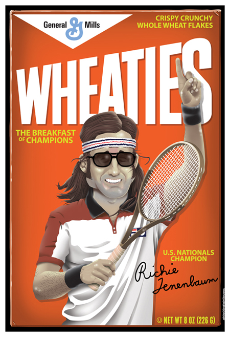 Wheaties Champion...SOLD OUT