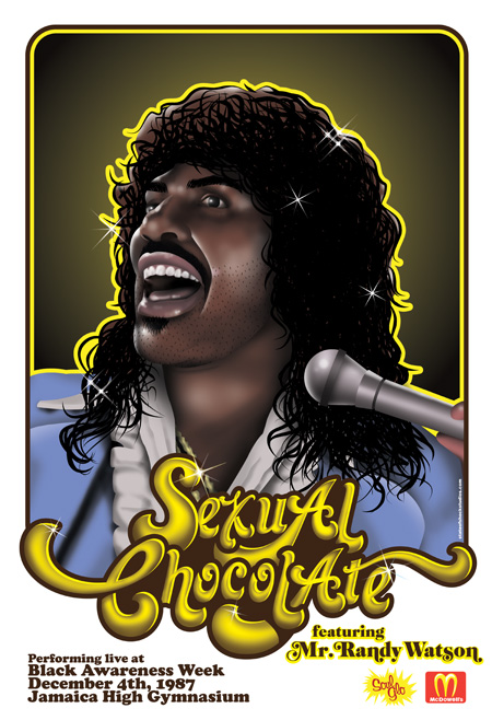 Sexual Chocolate: 2010...AVAILABLE IN THE STORE