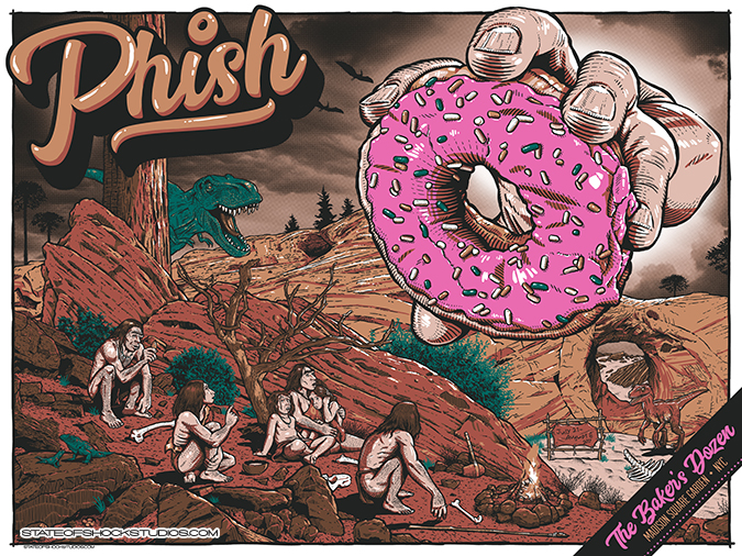 Phish: Baker's Dozen 2017...SOLD OUT
