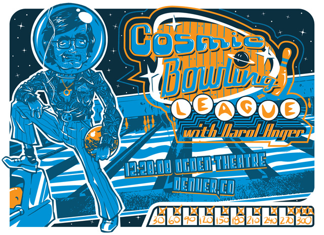 Cosmic Bowling League: Denver 2009