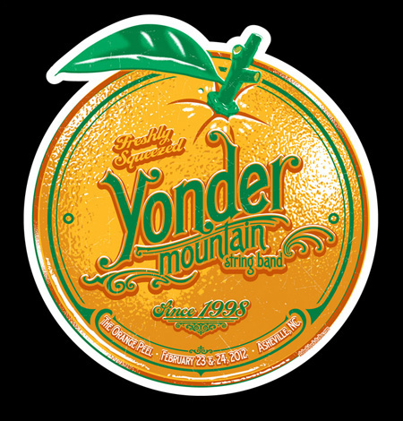 Yonder Mountain: Asheville 2012
