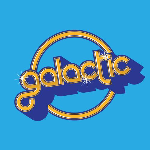 Galactic: Merchandising Logo