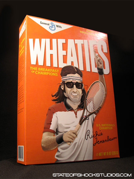Wheaties Champion Box