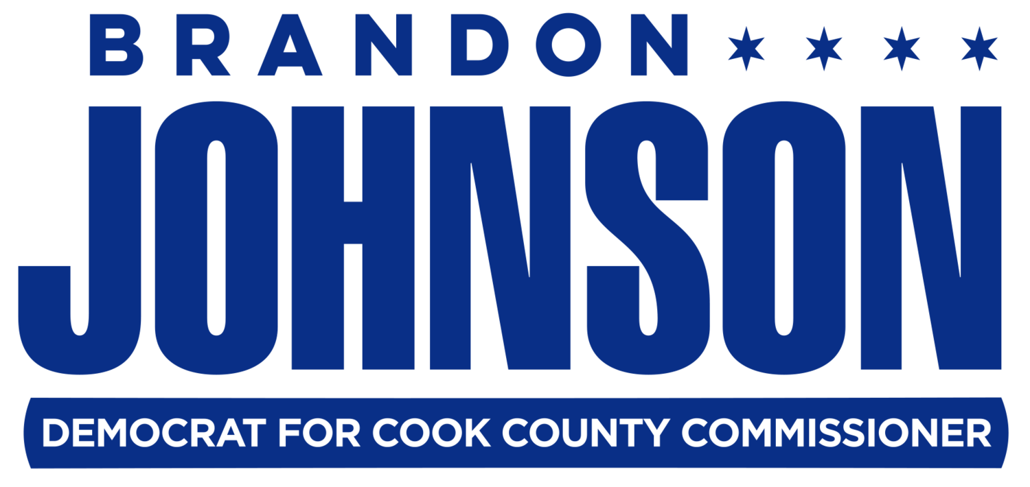 Brandon Johnson for Cook County Commissioner