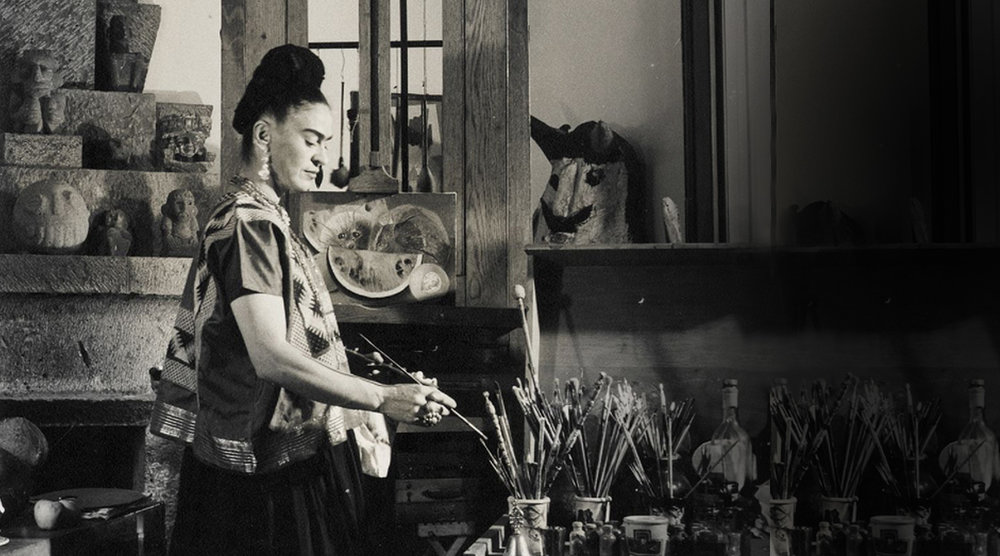 FRIDA KAHLO - ARTISTE D'OCTOBRE
