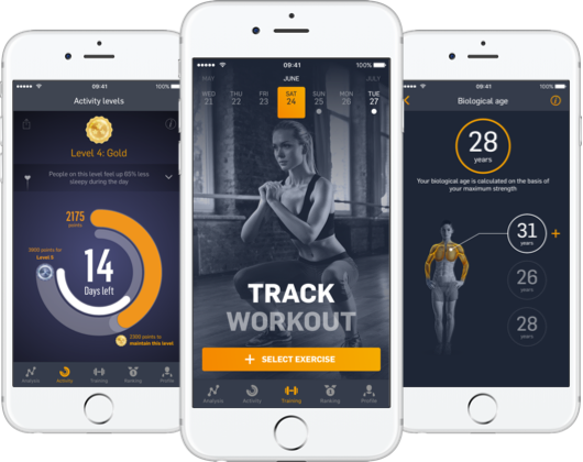Results - All your workouts are recorded so you can view them online or in the eGym app. Periodic strength tests show you how far you've come and eGym adjusts the program so you're always improving.Not only will you get stronger but you'll see the results in black and white.