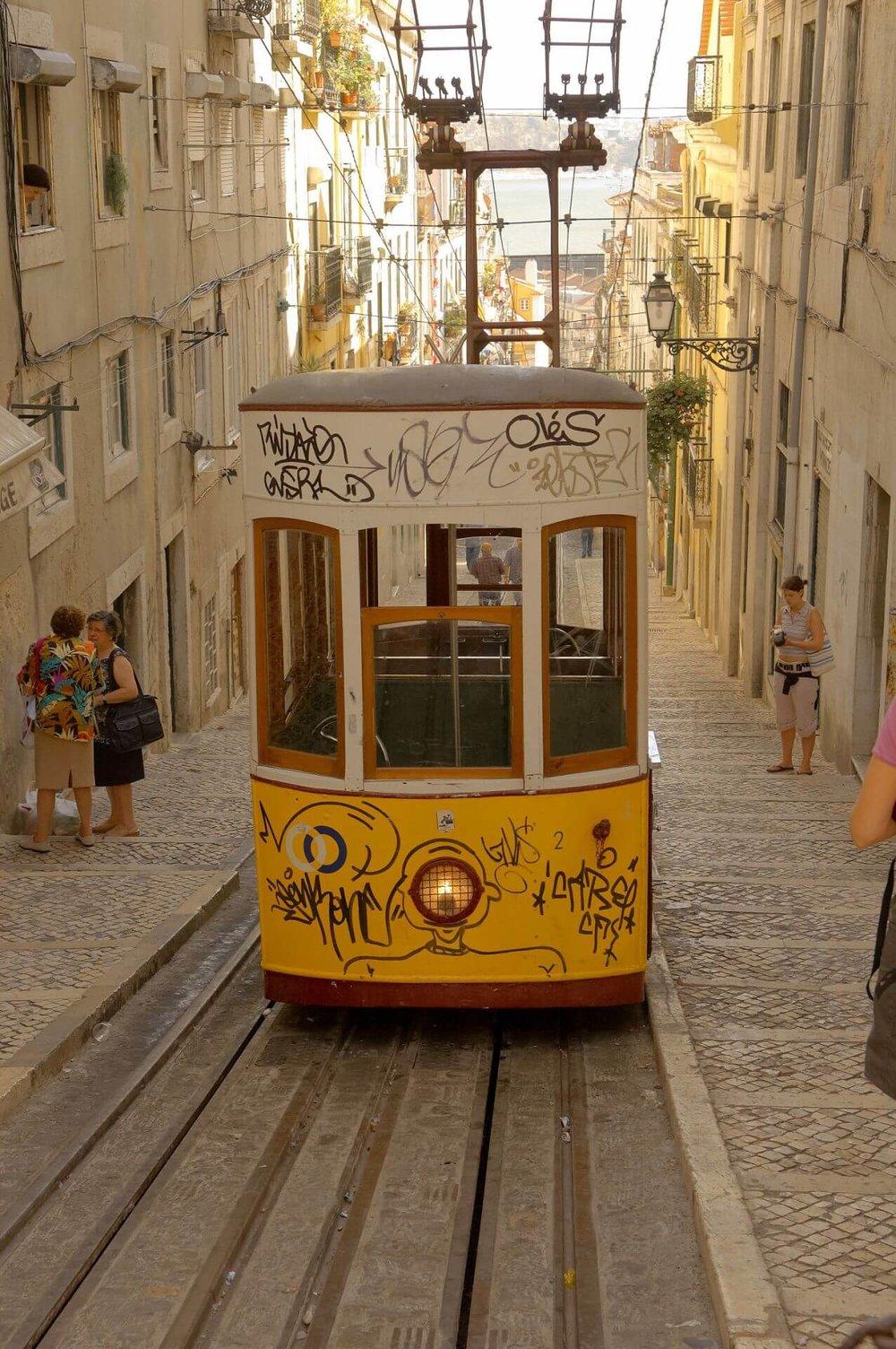13-04 - Van 13 tot 18 april gaan we met de Lange Buitenlandse Reis naar Lissabon! Lekker weer is vrijwel zeker, en in deze goedkope doch prachtige stad zullen we een geweldige tijd beleven.