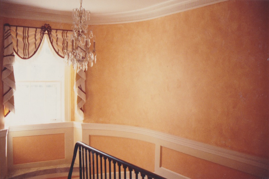 Upstairs Hall and Stair