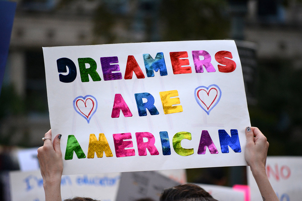 Dreamers Are American