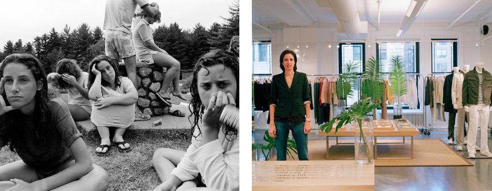 Pam Seidman, Camp Pinecliffe, Harrison, ME; Pam Stein Seidman, NY