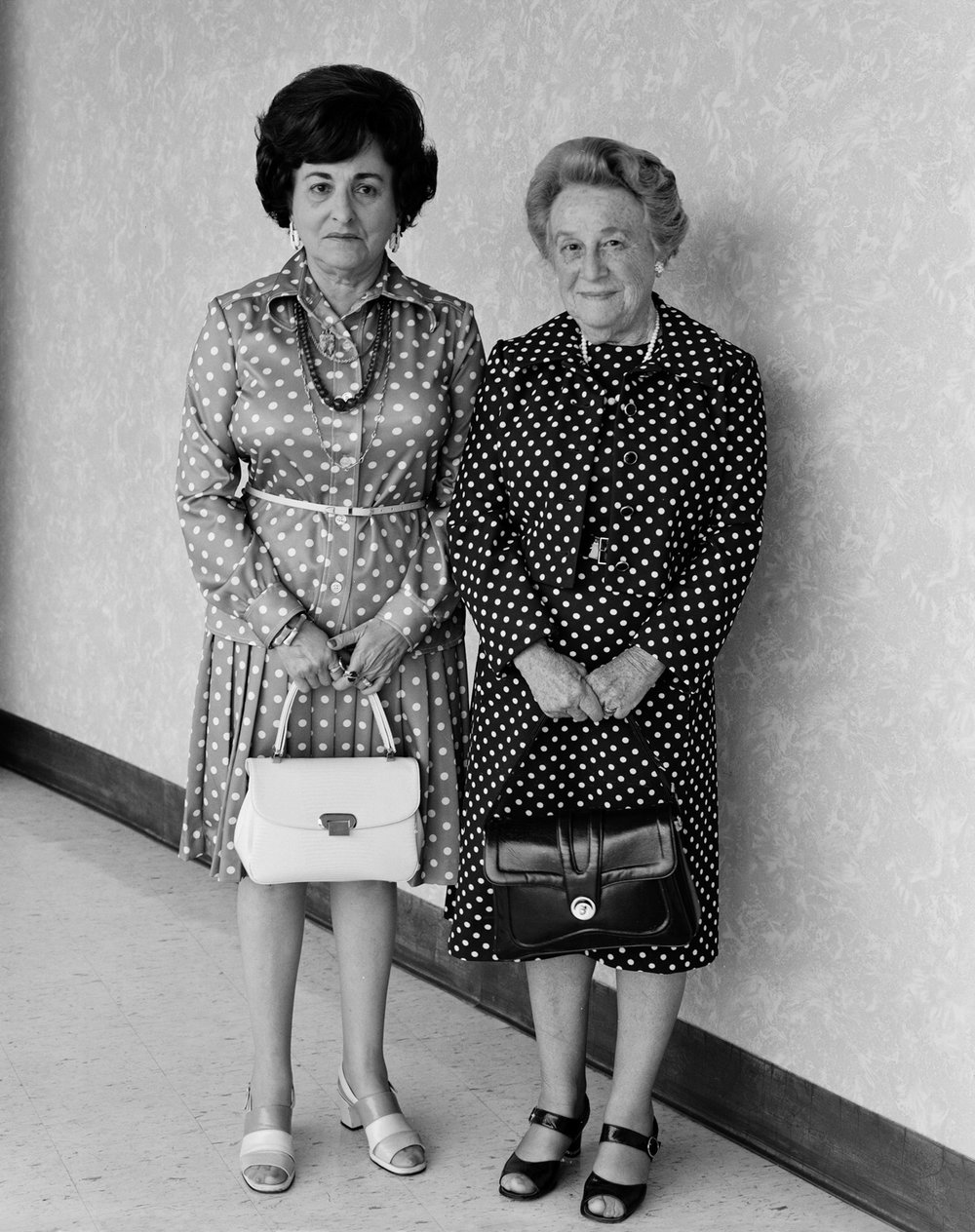 Polka Dots and Purses, Houston, TX, 1975