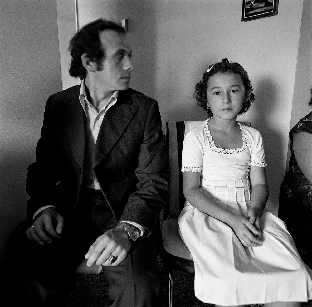 Russian Emigres, Semyon & Alla