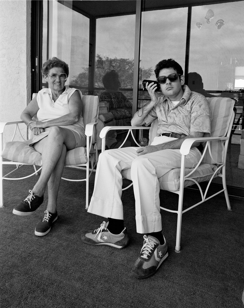 Ann & Gary Friedman, Houston, TX, 1980
