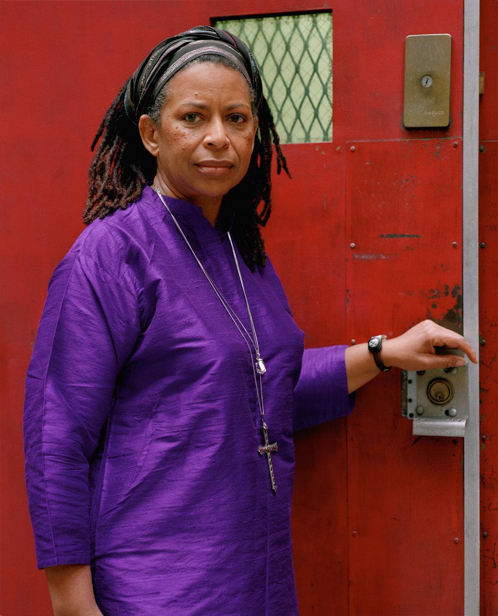 The Reverend Diane Winley