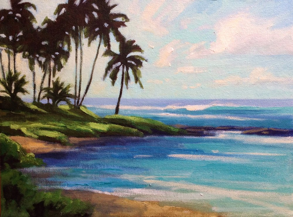 NEW WORKS FROM KAUAI AND CALIFORNIA - View Collection