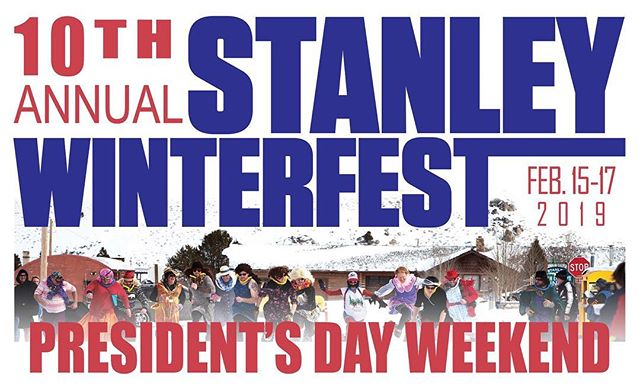 Save the date! It's gonna get weird #stanleywinterfest