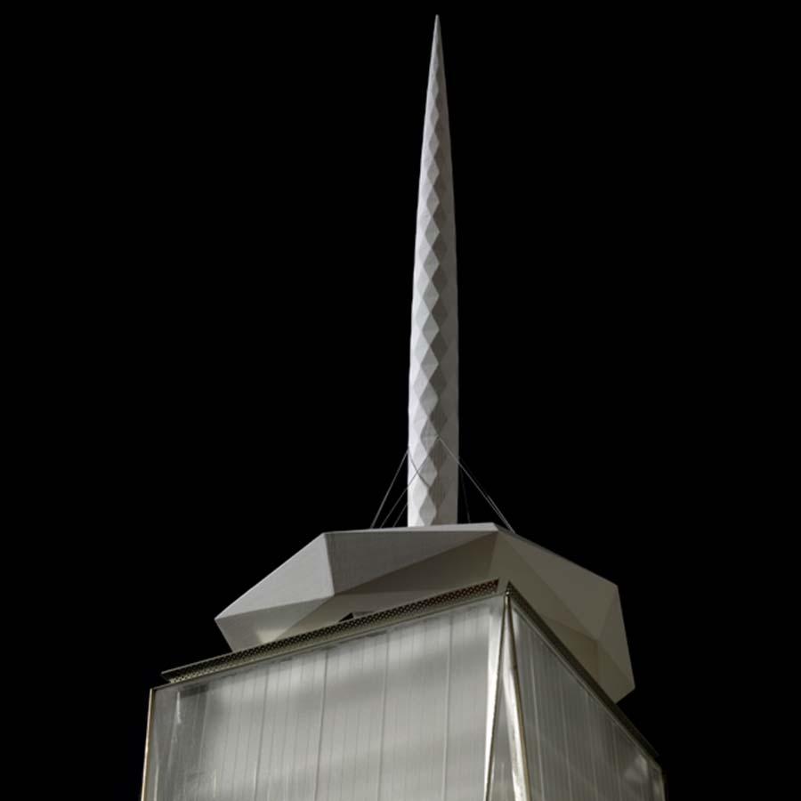 SOM (Skidmore, Owings, & Merrill)  World Trade Center - Tower 1