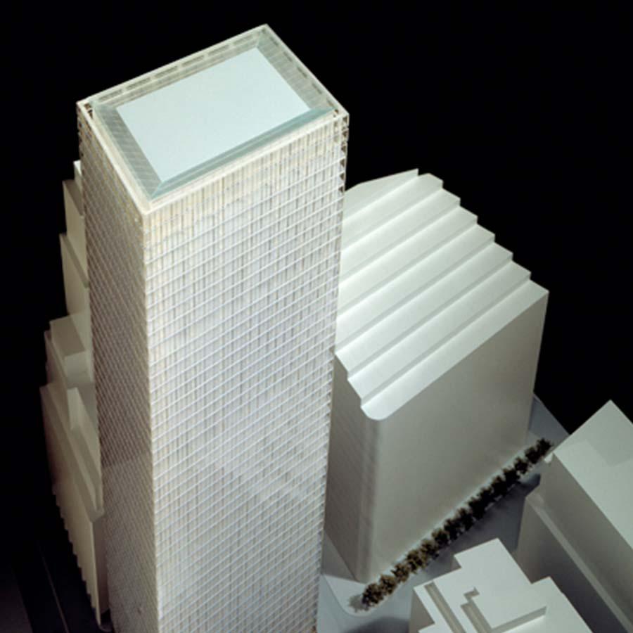 SOM (Skidmore, Owings, & Merrill)  World Trade Center - Tower 7