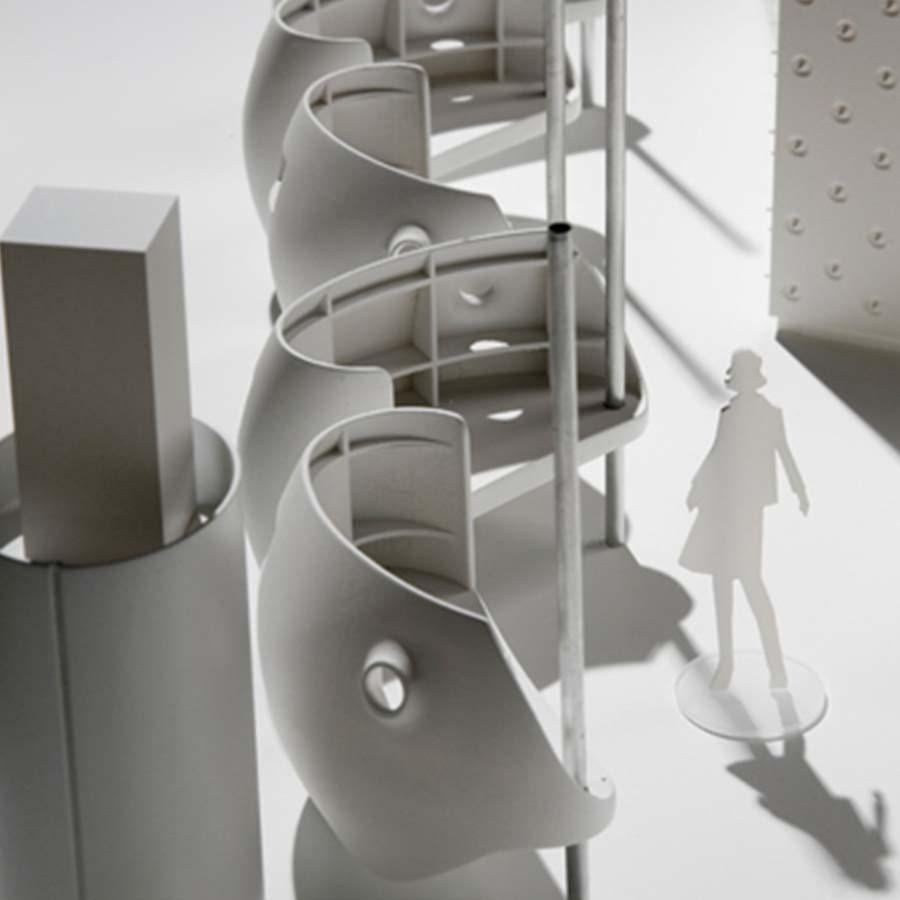 Morris Sato Studio  Corian Design Studio
