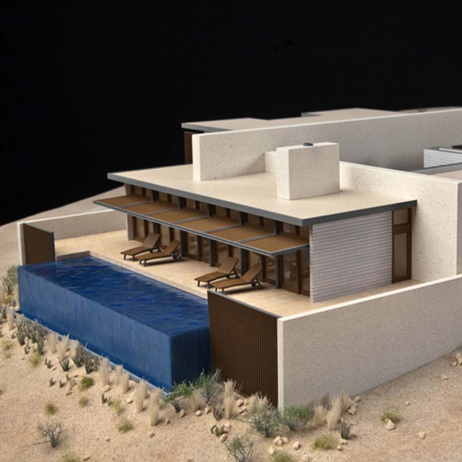 Selldorf Architects  Amangiri Villa