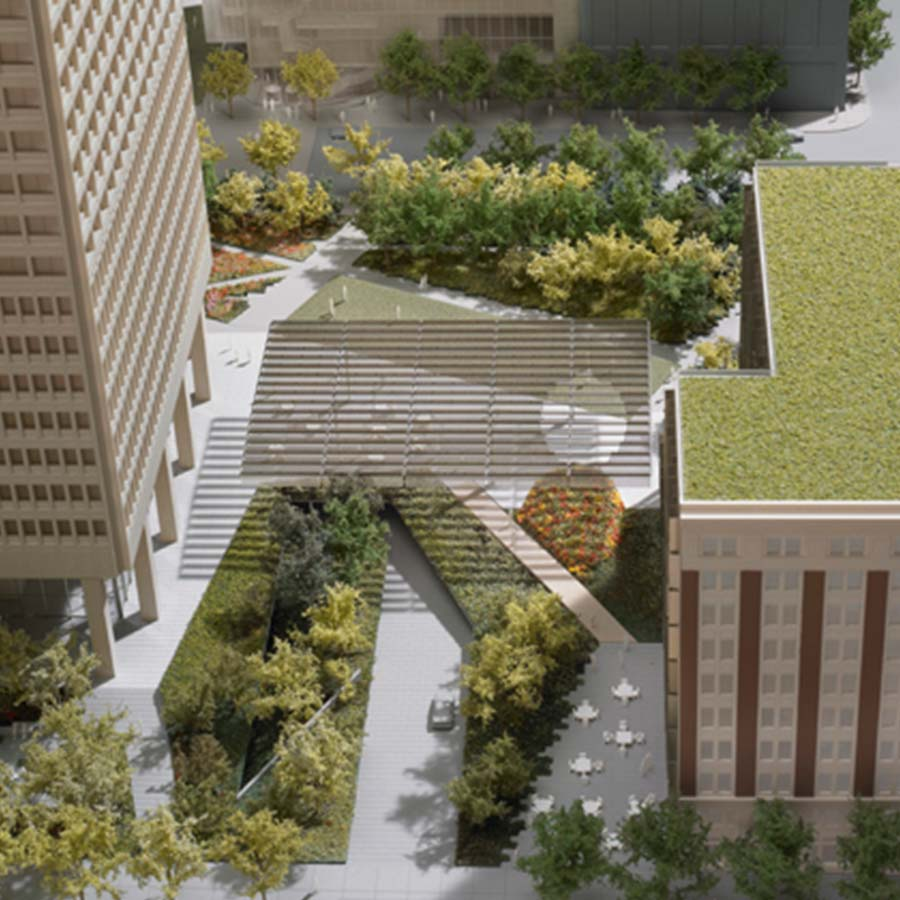 Rogers Marvel Architects  Sandridge Energy