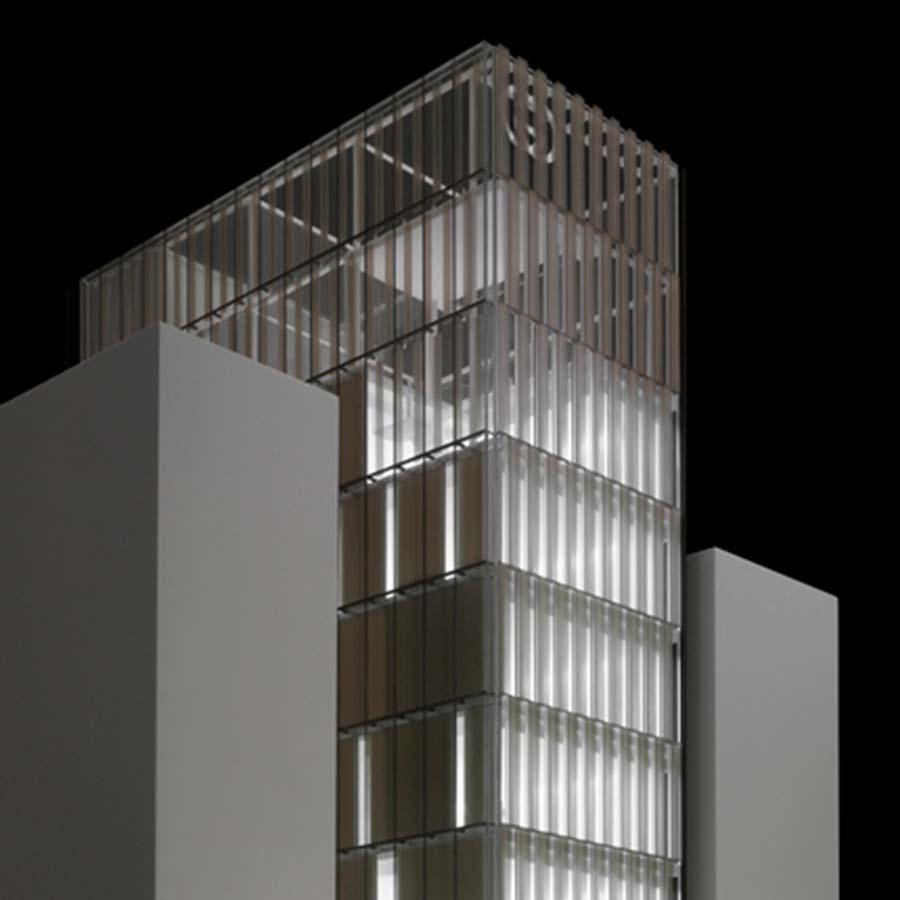 James Carpenter Design Associates  Gucci Ginza