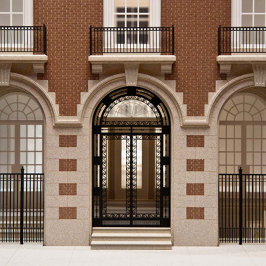 Abelow Sherman Architects  Townhouse