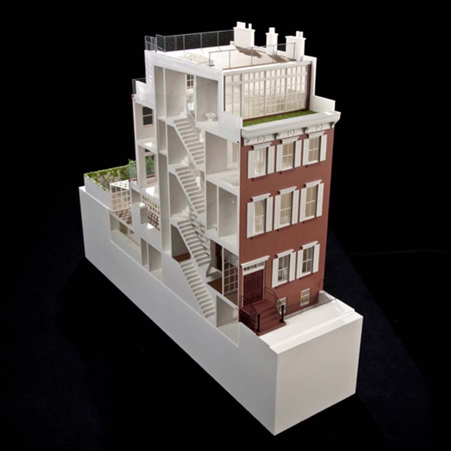 HS2 Architecture  Levy Townhouse