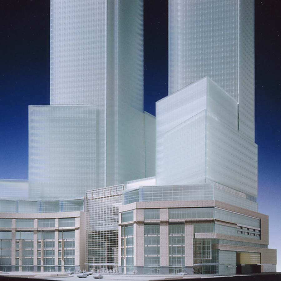 SOM (Skidmore, Owings, & Merrill)  Time Warner