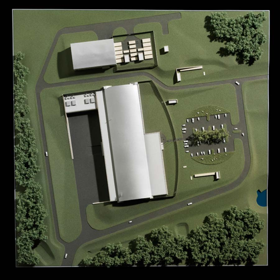 Dattner Architects  Catskill Delaware Water Treatment Facility