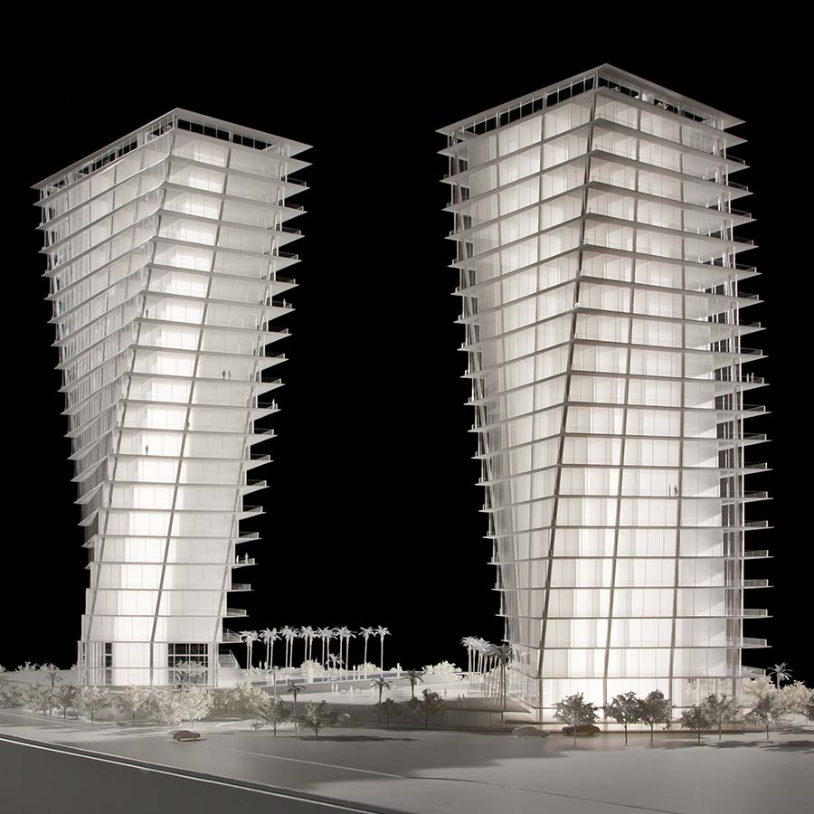 BIG (Bjarke Ingels Group)  Coconut Grove Miami