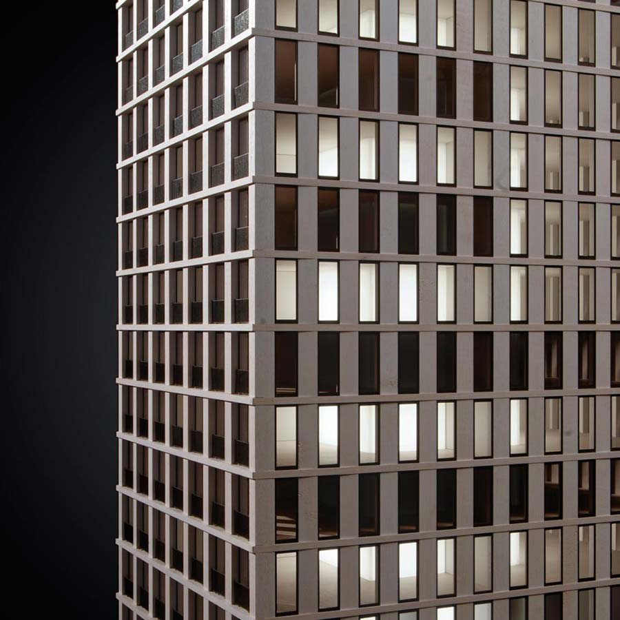 David Chipperfield Architects  Bryant Park