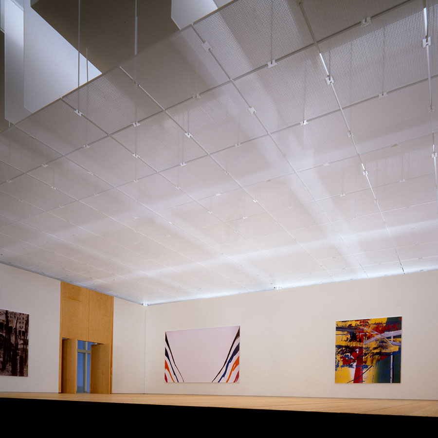 Thomas Phifer & Partners  North Carolina Museum of Art - Interior