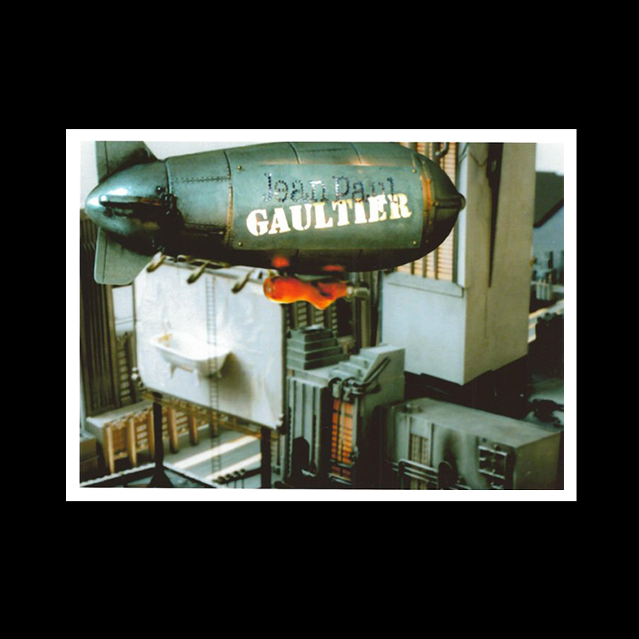 Jean Paul Gaultier & David LaChapelle  'Le Bain' Blimp
