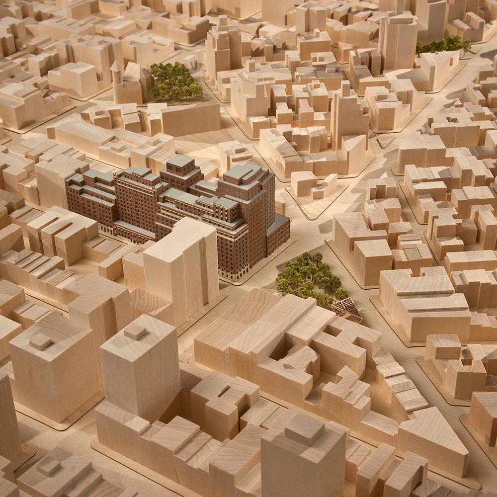 Greenwich Lane Site Model