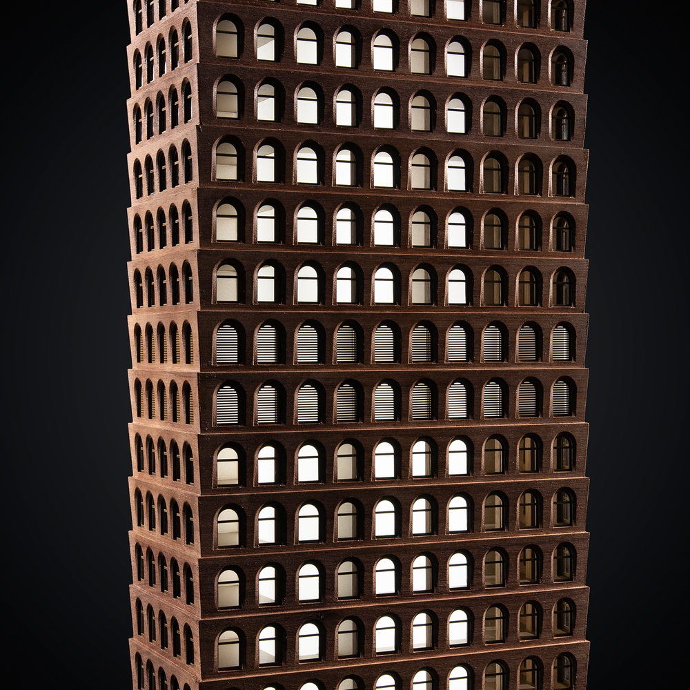 Adjaye Associates  130 William Street Tower