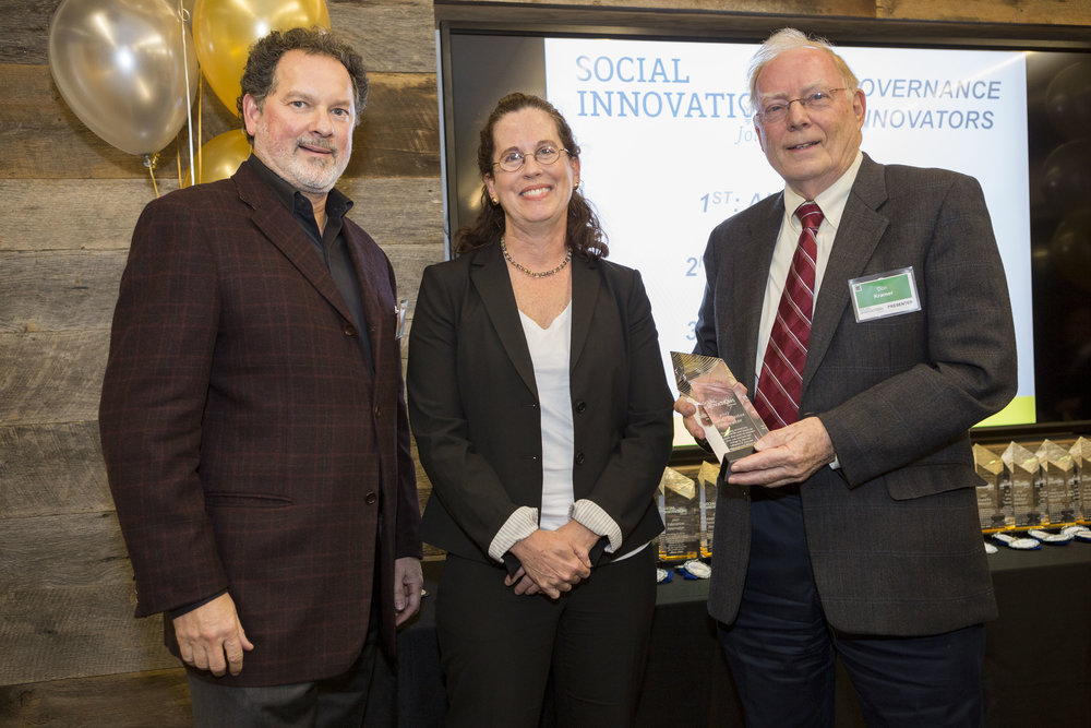 GOVERNANCE INNOVATOR: ALICE DEVOE (represented by LIz Hayden), WOODS SERVICES