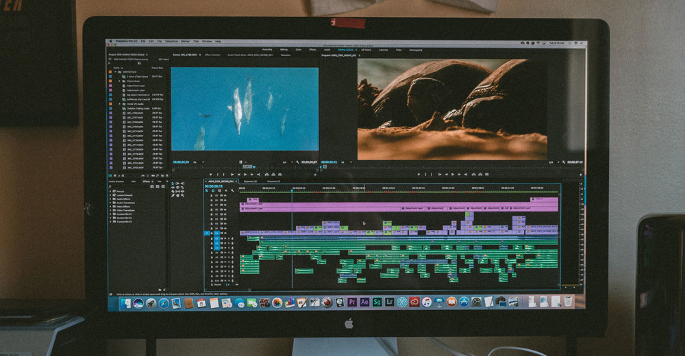 STUDIO SKILLS:CUT TO THE POINT - Learn how to turn raw footage into an effective story in the editing room.