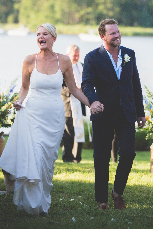 Bethy & Shawn bride and groom