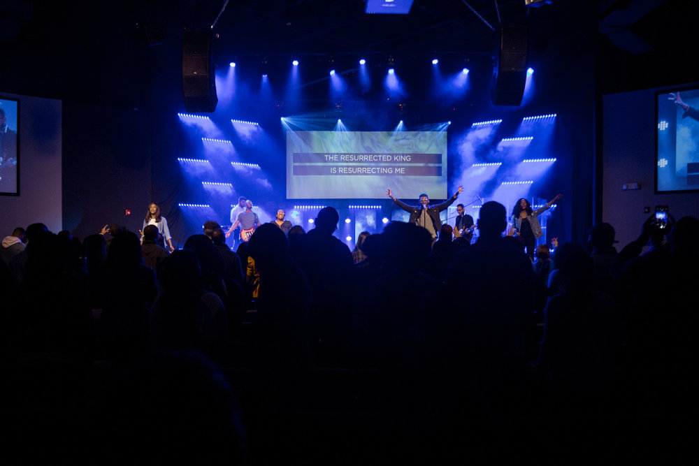Church Expansion - We recently celebrated the launch of a place to call home! In our brand new building, we strive to reach as many people in our city for Christ.