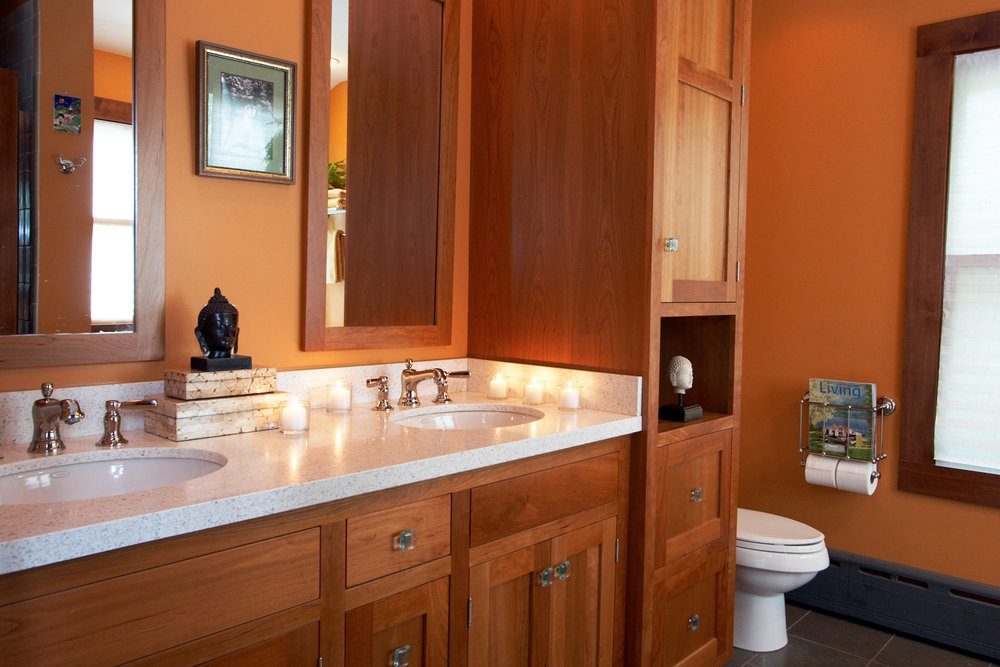 Bathroom - Craftsman-Style