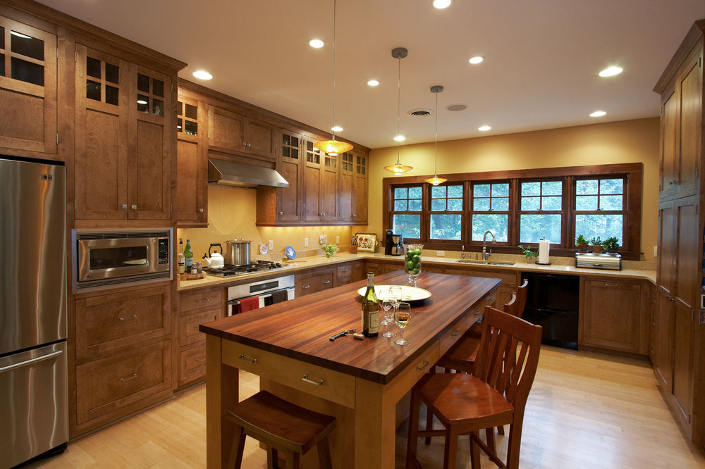 Kitchen - Craftsman Style