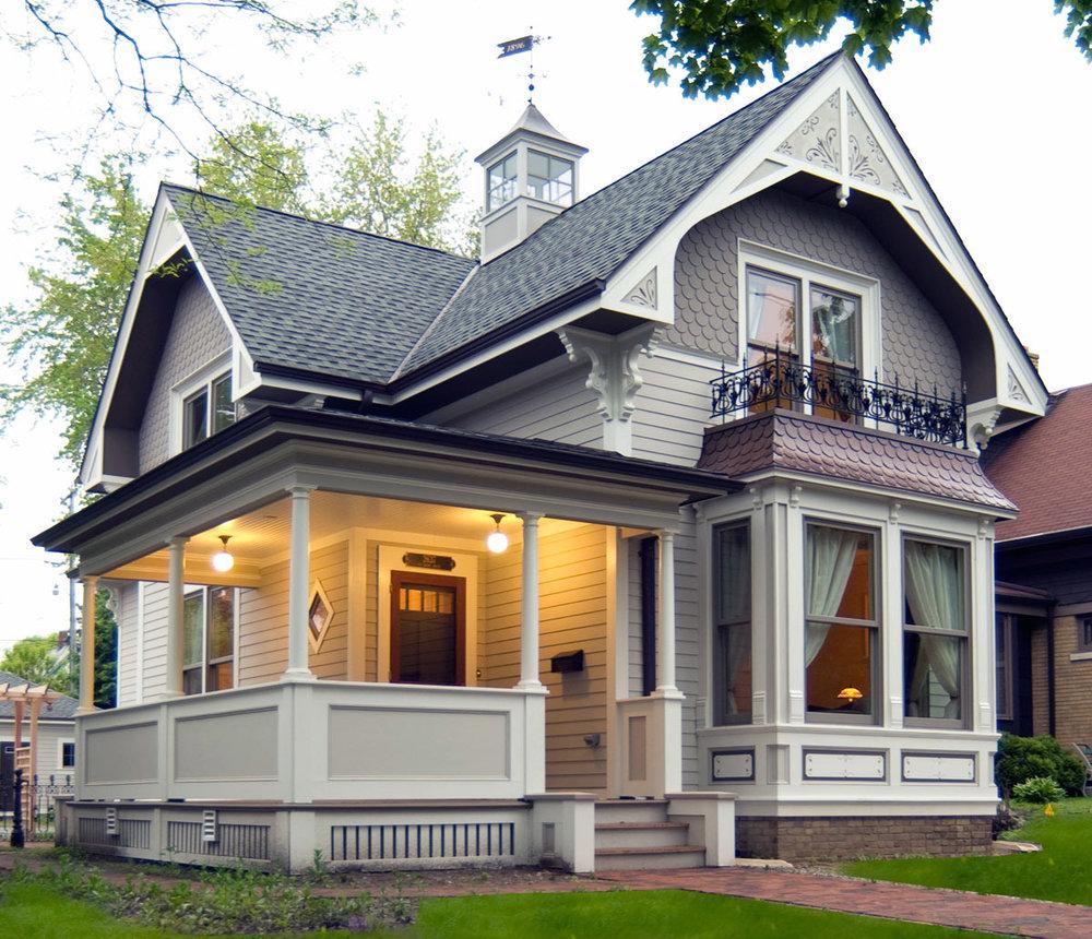 Exterior - Victorian Cottage