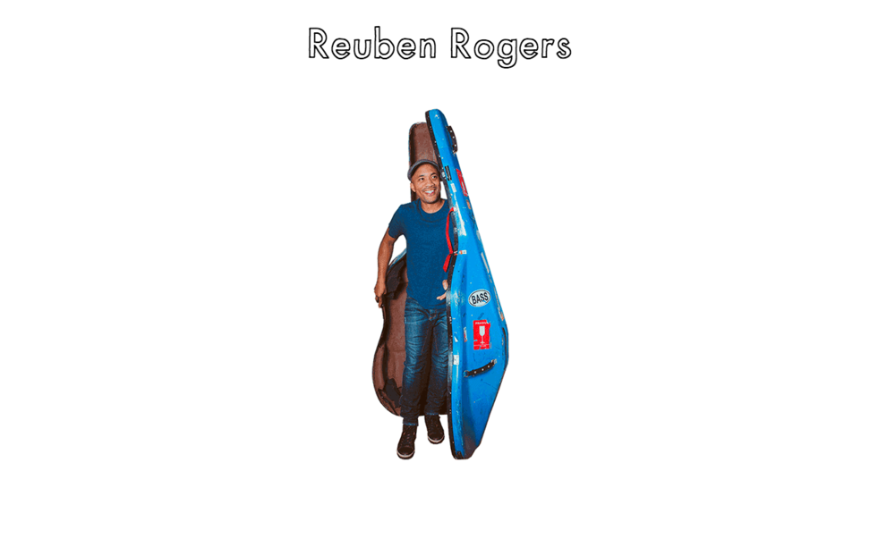 Reuben Rogers Website