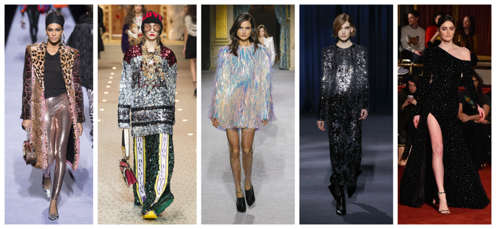 Sparkle Fall Trend 2018 2019