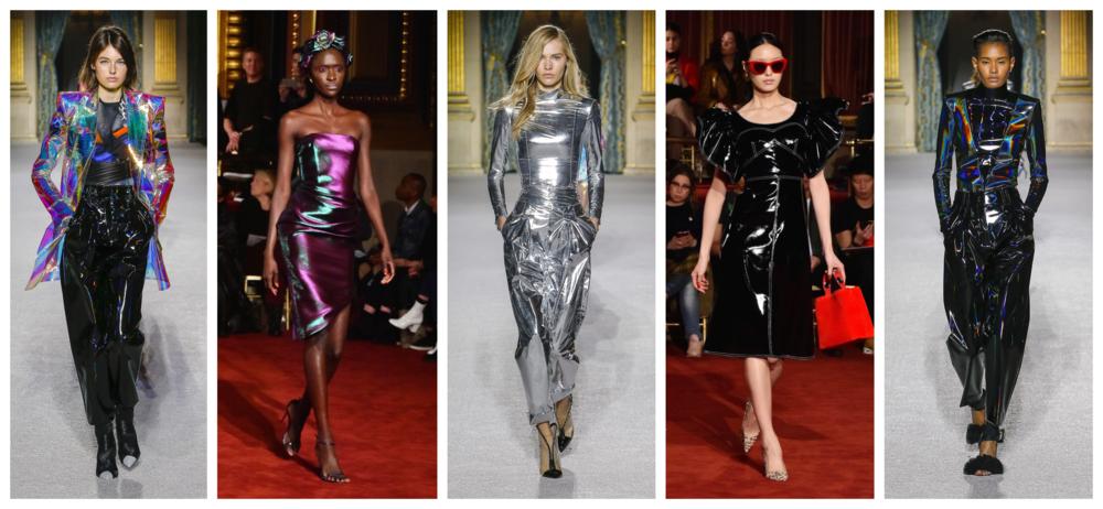 Oil Spill Fall Fashion Trend 2018 2019